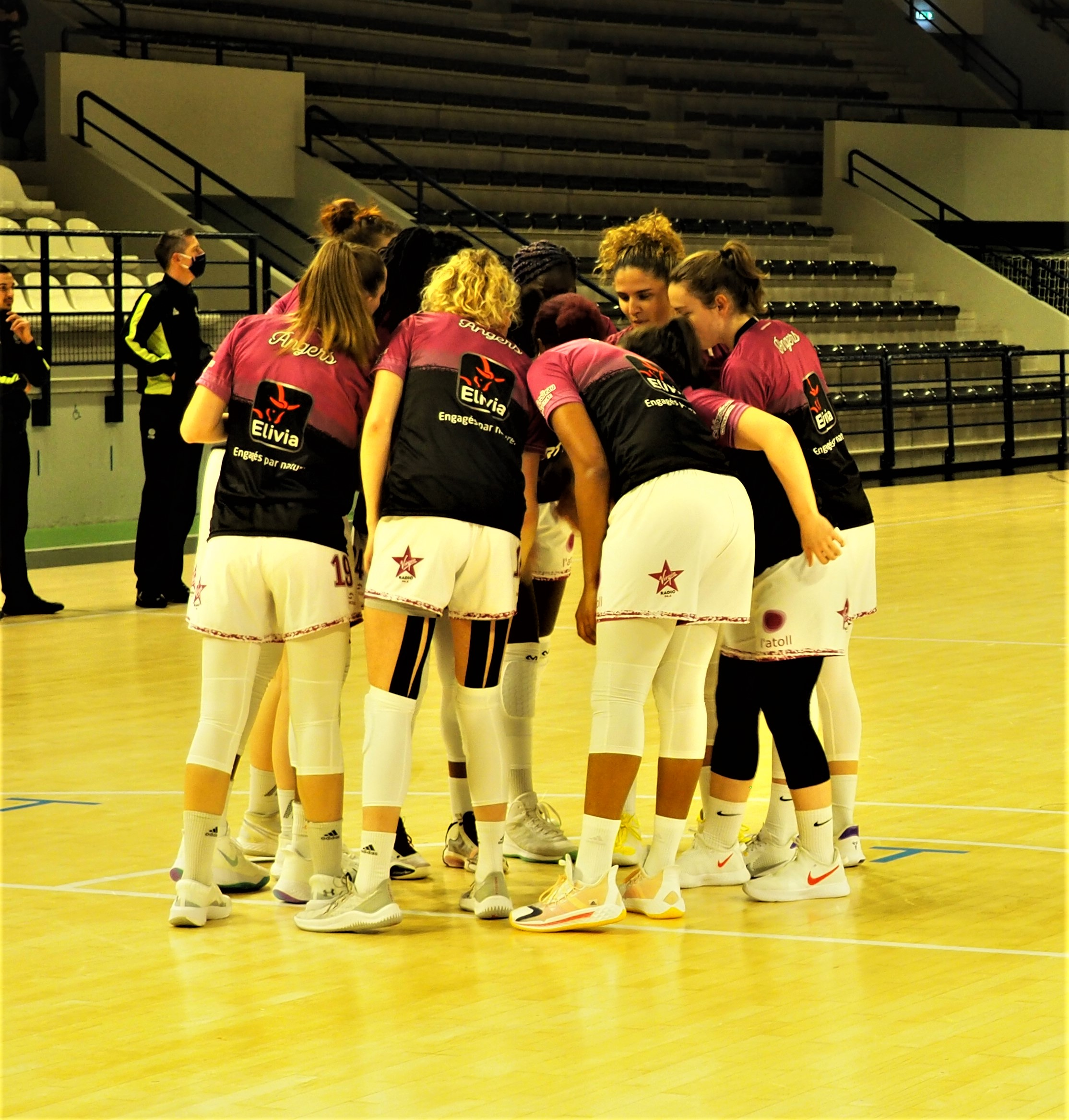 Equipe match Toulouse
