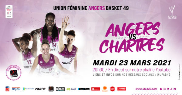 UFAB49 contre Chartres